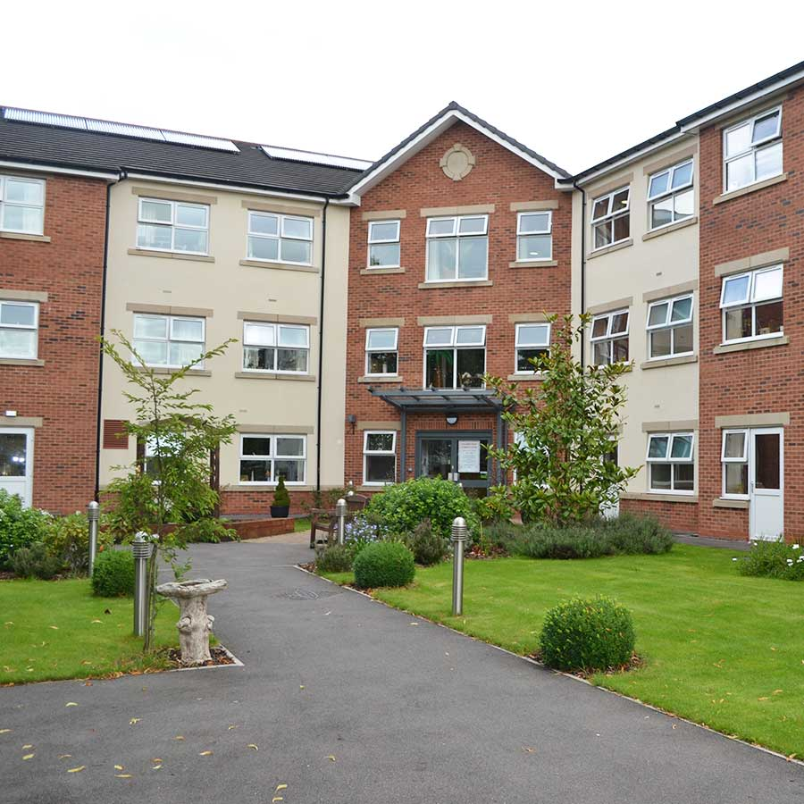 Colliers Croft Care Home