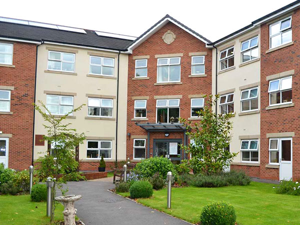 Colliers Croft, Haydock Residential and Dementia Care home