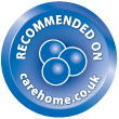 Recommended by carehome.co.uk