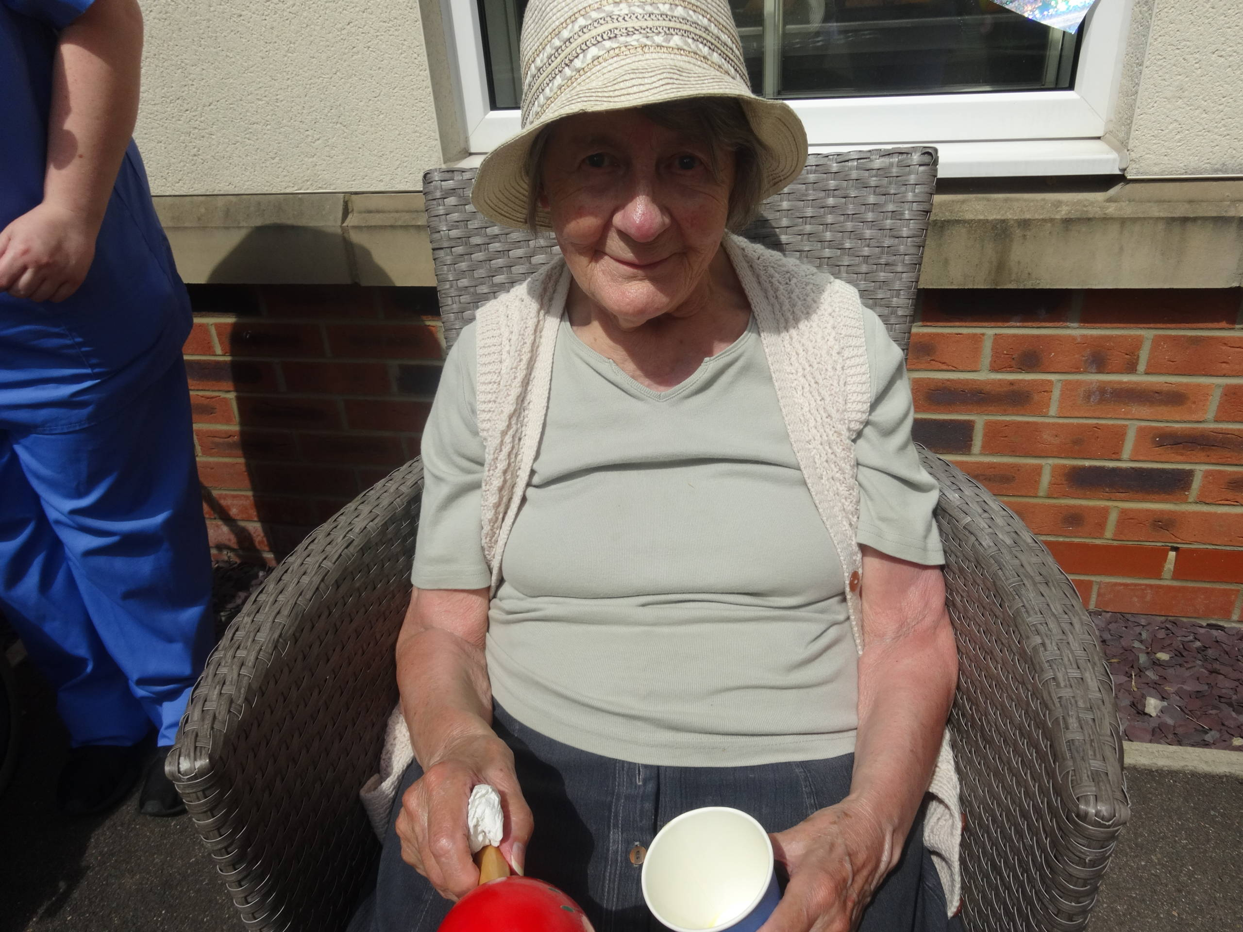 Colliers Croft Residential Care Home Resident 2